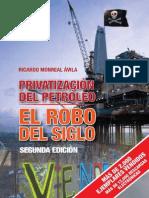 La privatización del petróleo