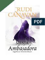 Canavan Trudi - Misja Ambasadora