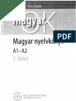MagyarOK - magyar nyelvkönyv A1-A2