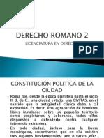 Derecho Romano 2