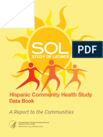 Hispanic Community Health Study Data Book
