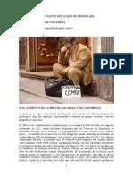 LOS CLAVOS DEL ATAUD DE ESPAÑA (III)