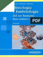 Historia de La Embriologia Del Ser Humano