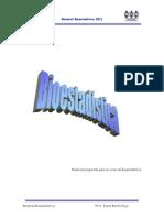 Material Bioestadística 2013