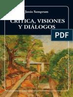 Jesus Semprum Criticas Visiones y Dialogos