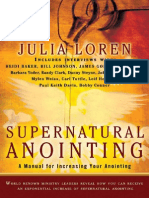 Supernatural Anointing by Bobby Conner
