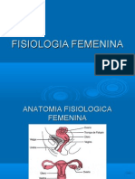 FISIOLOGÍA FEMENINA