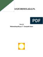 36218484 Arya Manjushri Mula Kalpa Vol 3