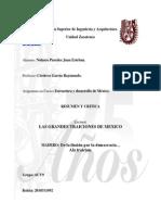 Las Grandes Traiciones de Mexico