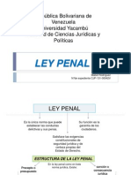Ley Penal Scribd