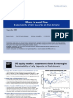 Goldman Research Where to Invest