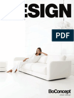 Bo Concept Interior Design Magazine - 2008