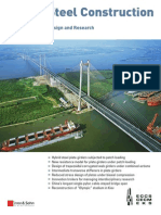 Steel Construction Design and Research
