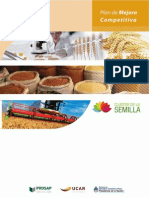 Plan de Mejora Competitiva - Cluster de la Semilla