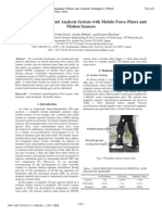 [2]Three-Dimensional Gait Analysis System With Mobile Force Plates And