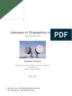 [ 9 ] - Antennes Et Propagation Radio - Dominique Grenier