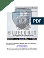Bluecoats Drumline Audition Packet