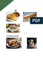 FOOD IN UK