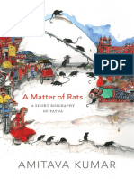 A Matter of Rats by Amitava Kumar