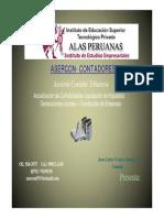 REGIMENES  TRIBUTARIOS 2014