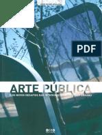 Arte Pública - José Pedro Regatão