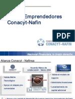 Fondo Emprendedores Conacyt Nafin