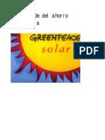 Guia Verde Ahorro de Energia