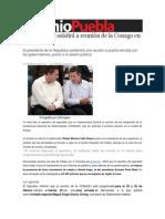 20-02-2014 Sexenio Puebla - Peña Nieto sí asistirá a reunión de la Conago en Puebla.pdf