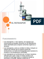 El Rotavapor