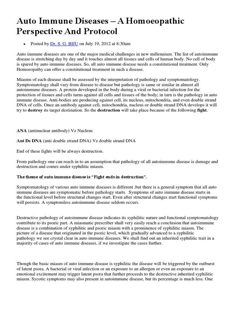 auto immune diseases | autoimmune disease | immune system