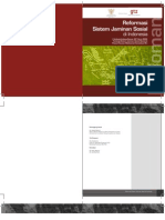 Buku Reformasi SJSN Tahun 2006 Versi Indonesia by MENKOKESRA