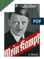 Minha Luta Adolf Hitler