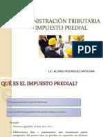 Alonso - Impuesto Predial