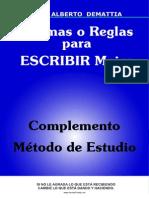 Normas para Escribir mejor.pdf