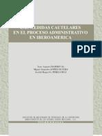 Las Medidas Cautelares en El Proceso Administrativo en Iberoamerica