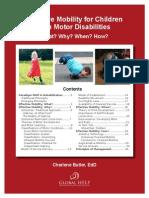 Effective Mobility for Children ΑΑΑΑΑΑΑ