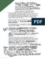 Children to Robots Effective Schools Values Clarification 1984 7pgs EDU