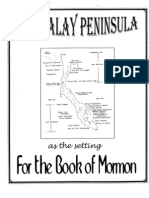 The Malay Peninsula as the Setting for the Book of Mormon by Ralph A. Olsen.