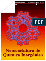 Nomenclatura de Quimica Inorganica