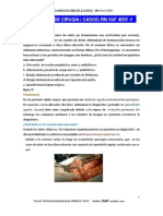 II Examen de Cirugía PLUS