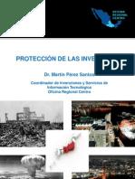 PROTECCIÓN DE LAS INVENCIONES