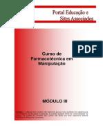 Farmacotecnica Modulo 3