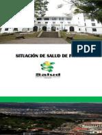 Situacion de Salud Panama 2013