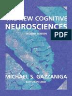 Gazzaniga - The New Cognitive Neurosciences