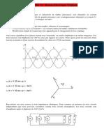CHAPITRE II Régime sinusoidal 3 phasé