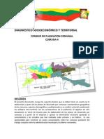 Plan Desarrollo Comuna 4