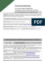 (1) Guía de Aprendizaje_Competencias Uno y Dos_ S&SO (GoNaBe) 2014