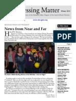 DVC-GBW Winter 2014 Newsletter
