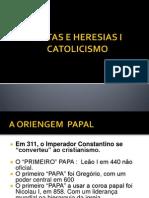 SEMINARIO CATOLICISMO