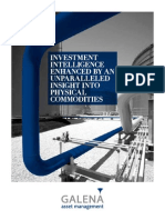 Galena Asset Management Brochure